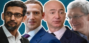 Tech giants Facebook, Google, Apple and  Amazon to face Congress