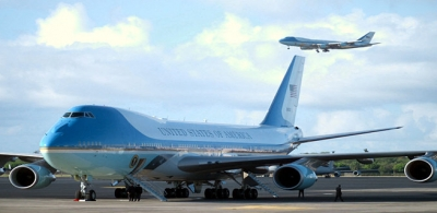 አስደማሚው የኦባማ አውሮፕላን                   (Air Force One)