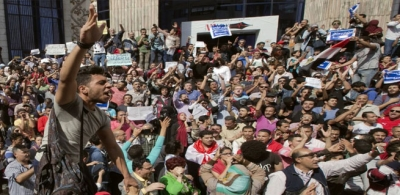 Protests against el-Sissi's regime  spread across Egypt