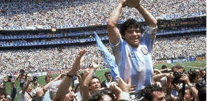 Argentinian Legend Diego Maradona Dies after Suffering Cardiac Arrest