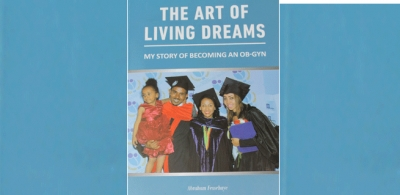 """The Art of Living Dreams"" መጽሐፍ ለንባብ በቃ"